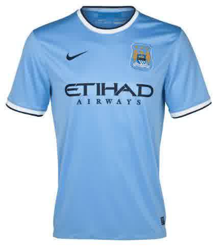 Jual Jersey Manchester City Home Terbaru 2014