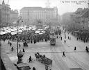 foto :  Zagreb, Trg Bana Josipa Jelačića, 1930.
