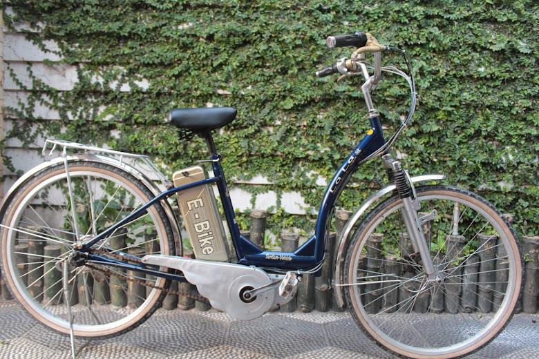 Xe đạp Ben - 33