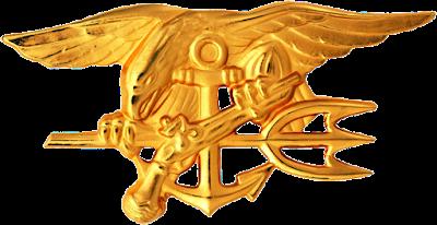 美國狙擊手棺材上的徽章