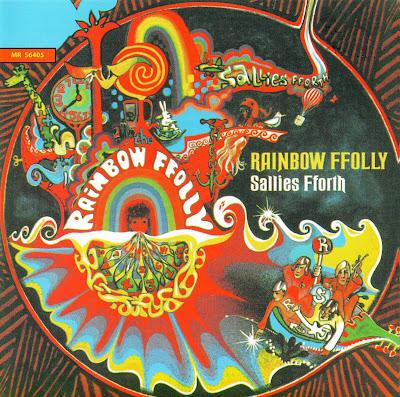 Rainbow Ffolly ~ 1968 ~ Rainbow Ffolly Sallies Fforth