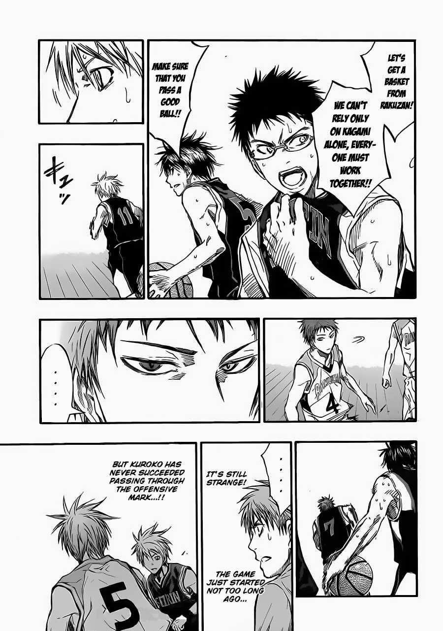 Kuroko no Basket Manga Chapter 236 - Image 12