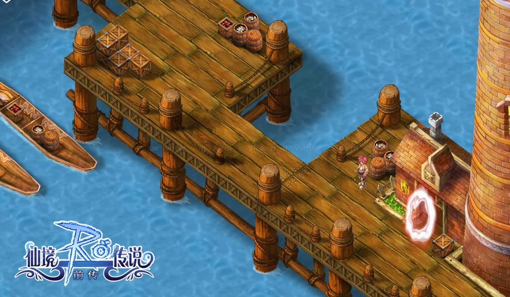 Đóng cửa Ninja, Dream2 làm webgame Ragnarok 9