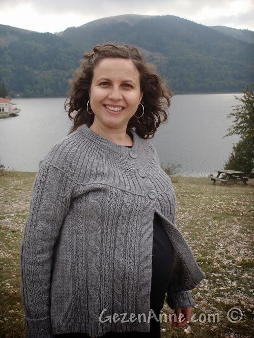 Abant Gölü etrafında dolaşırken