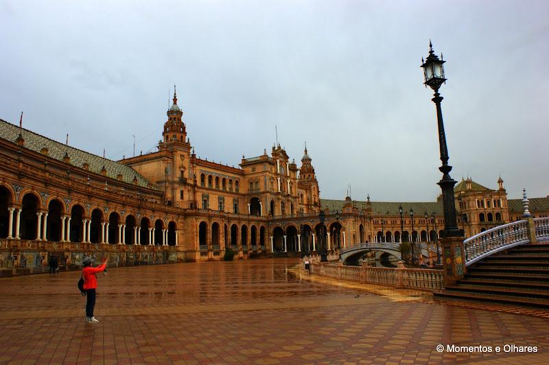 Praça de Espanha, Sevilha