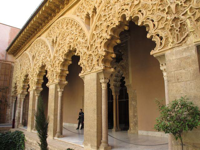 No Doors Mudejar Architecture In Zaragoza Spain