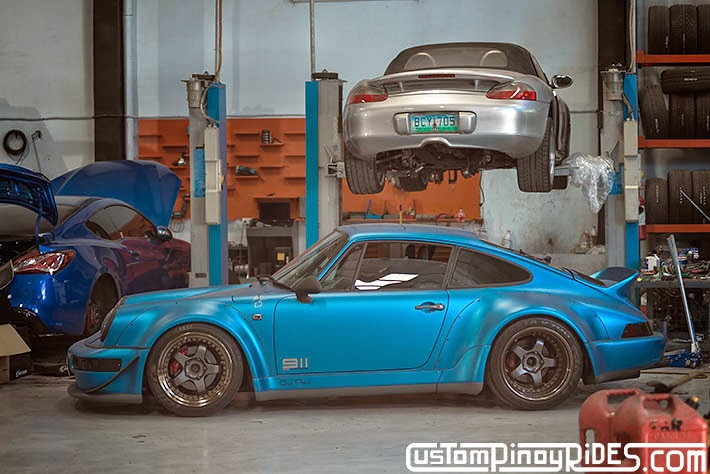 Nakai-San builds RWB Manila 5 MENAGE A TROIS The Build Up Custom Pinoy Rides Car Photography Philippines Philip Aragones pic4