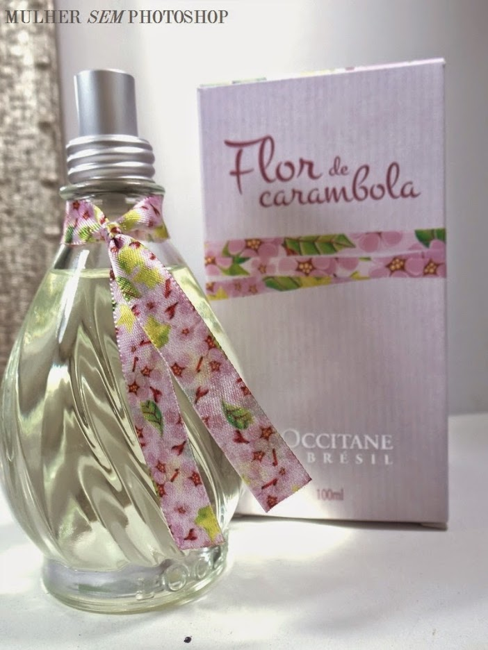 Deo Colonia Flor de Carambola L'occitane Au Bresil