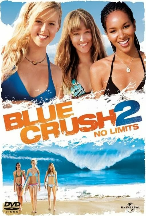 Poster Of Blue Crush 2 (2011) Full Movie Hindi Dubbed Free Download Watch Online At Alldownloads4u.Com
