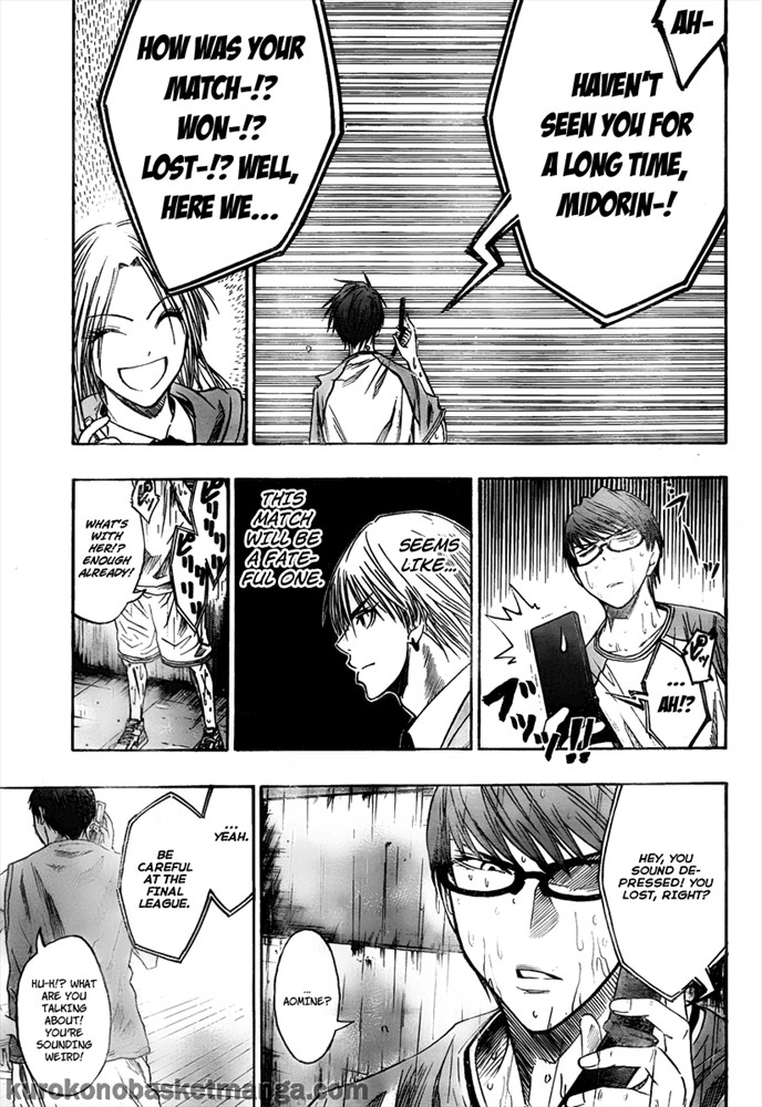 Kuroko no Basket Manga Chapter 35 - Image 17