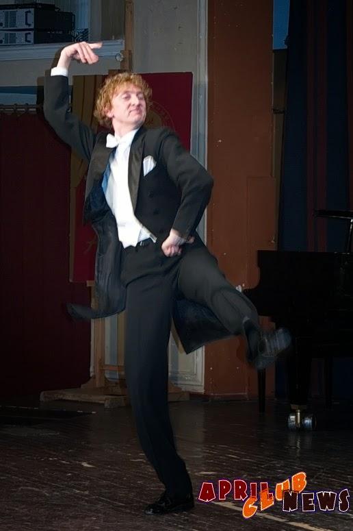 Презентация книги Владимира Шубарина «Танцы с барьерами»