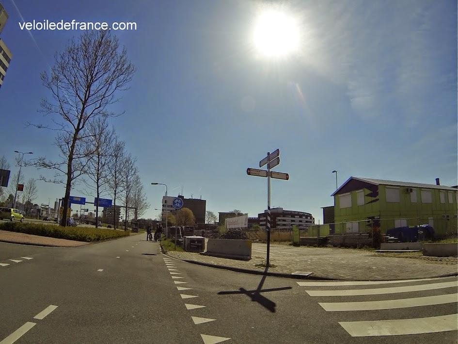 Priorité aux vélos, Pays-Bas