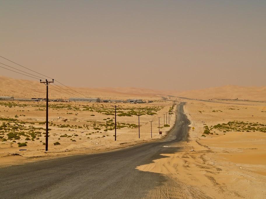 Liwa road