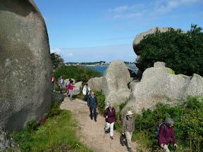Bretagne, Wanderreise, Heideker Reisen, Dinan, Dinard, Rosa-Granit-Küste, Cancale, St. Malo, Cap Fréhel, Mont St. Michel