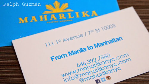 Maharlika New York - RatedRalph.com