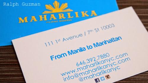 Maharlika New York - RatedRalph.com