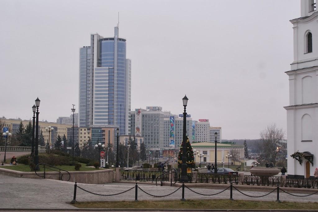 Проспект Победителей, Минск, Беларусь