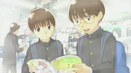 Wandering Son, Shuichi Nitori, Makoto Ariga
