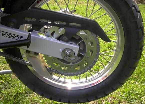 Kettenrad Scheibenbremse 47z Serie