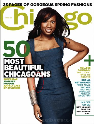 Chicago cover weight loss