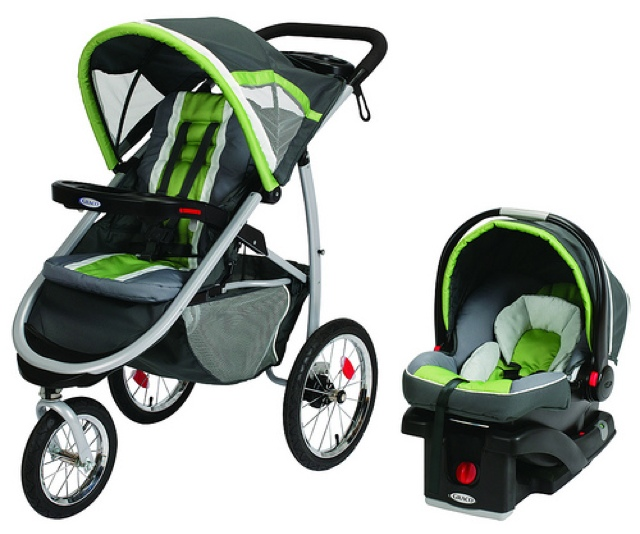 Graco FastAction Fold Click Connect Jogger Review