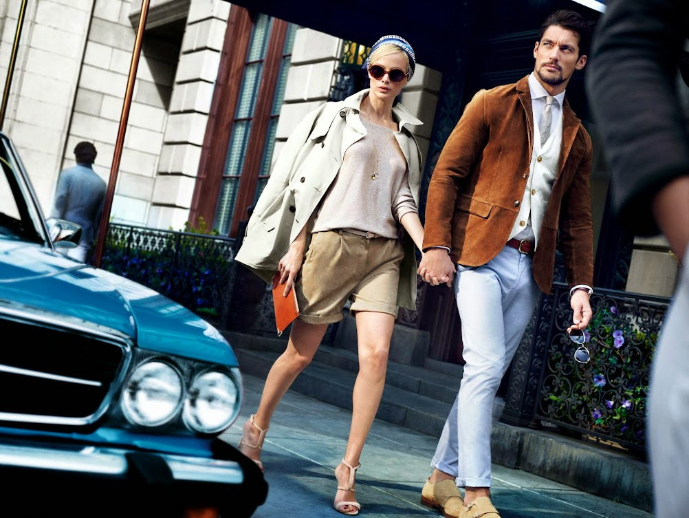 Massimo Dutti New York Collection, campaña PV 2014