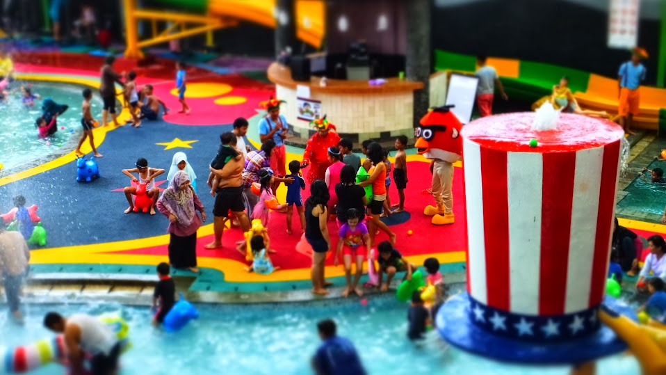 Sirkus Waterplay
