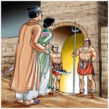 Thủ Huồng – Chuyện cổ tích, lịch sử, mà cũng là chuyện Nhân Quả Luân Hồi
