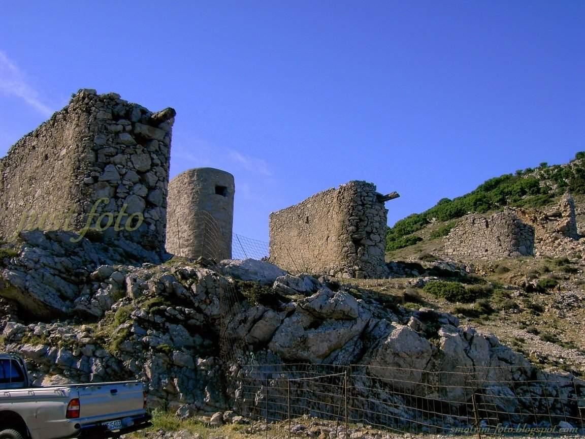 Крит руины фото