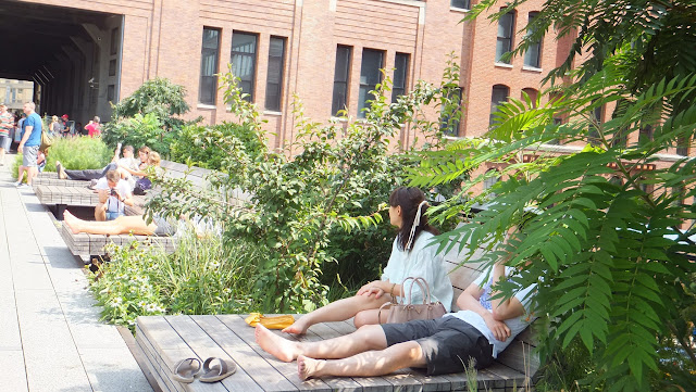 High Line, Manhattan, New York, Elisa N, Blog de Viajes, Lifestyle, Travel