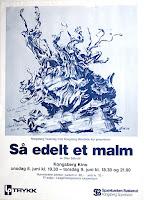 1988 - Så edelt et malm