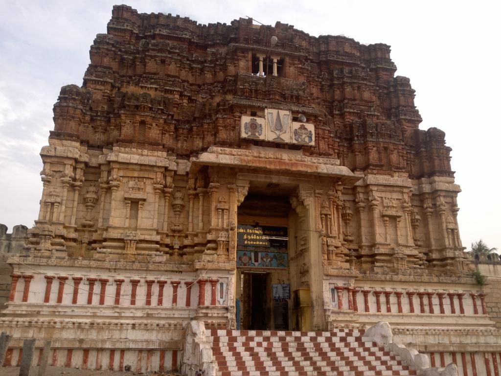 Sri Pundarikasha Perumal Temple (Thiruvellarai), Trichy - Divya Desam 04