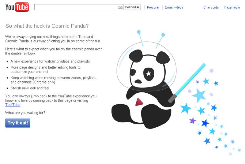 Cosmic Panda 1