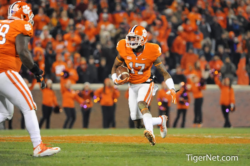 Clemson vs Georgia Tech Photos - 2013, Bashaud Breeland, Football, Georgia Tech