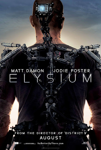 Picture Poster Wallpapers Elysium (2013) Full Movies
