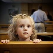 Развод, когда есть маленькие дети