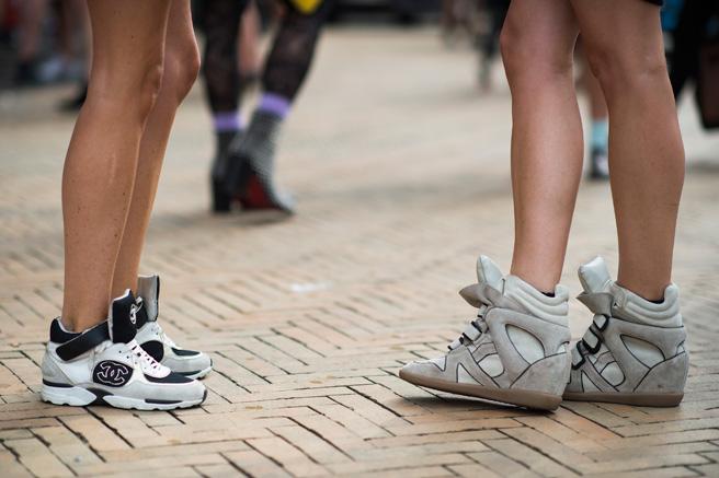 *秀場外的街拍:Copenhagen Fashion week 熱鬧登場! 8