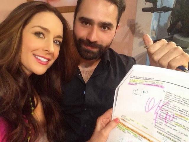 ... real de Susana González actuará en el final de la telenovela