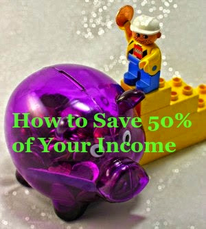 save 50% of your income