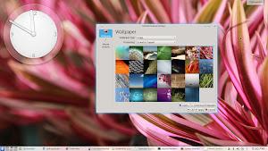 KDE Plasma Next - gestore degli sfondi