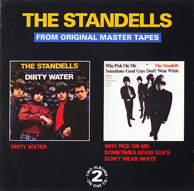 the Standells ~ 1966a - Dirty Water + 1966b - Why Pick on Me Sometimes Good Guys Don't Wear White