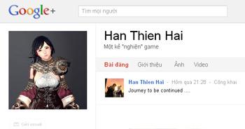 Bí mật nhỏ phía sau avatar người dùng trên Google+