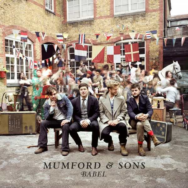 Mumford & Sons - I Will Wait Lyrics, Album