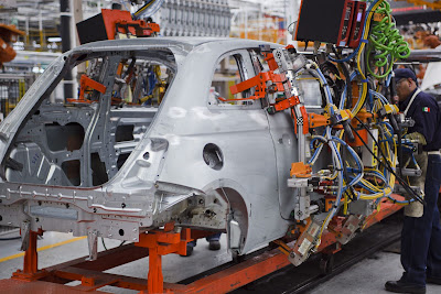 Fiat 500 Door Installation