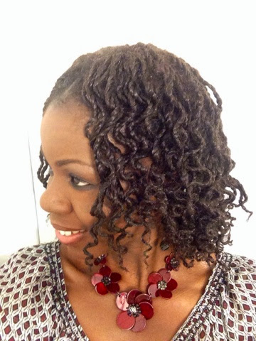 Crochet Hair Damage : Of course, I will be releasing the twists to make it bigger. After the ...
