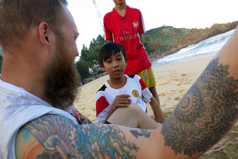 Tattoo inspection