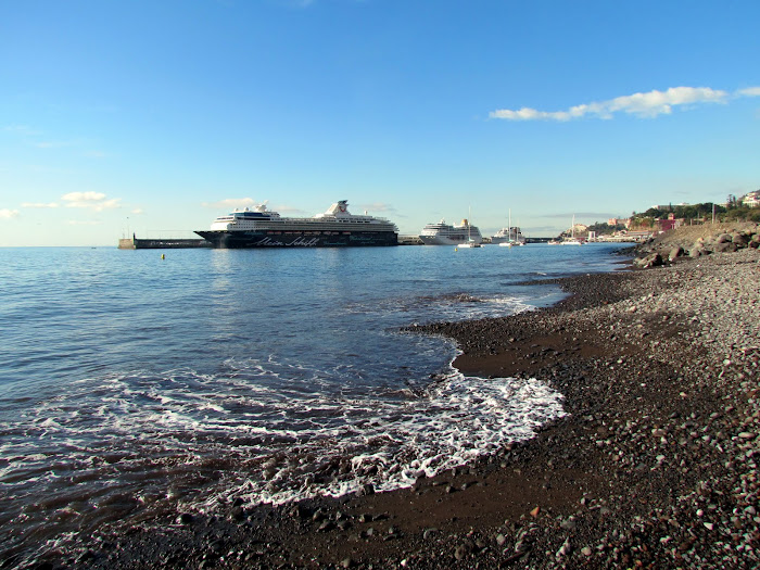 tranquility in Funchal bay