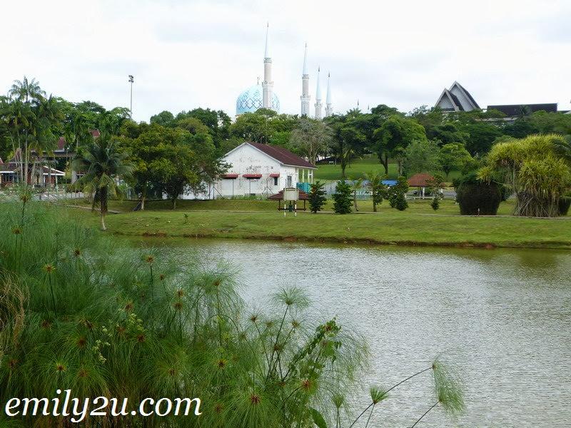 eco-tourism UTM Johor
