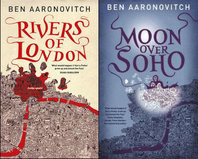 Interview with Ben Aaronovitch and Giveaway - March 8, 2011