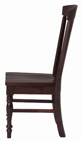 Marseille Chair in Midnight Oak